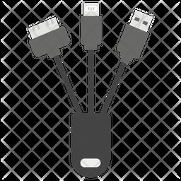 Multi Charge USB Icon
