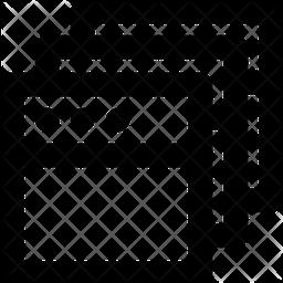 Multiple Tab Line Icon