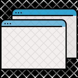 Multiple windows Icon