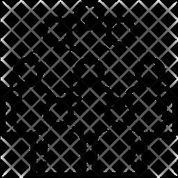 Multitude Icon