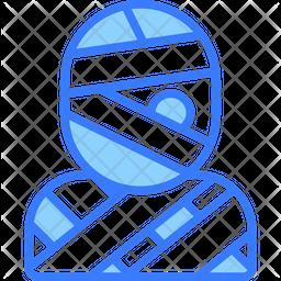 Mummy Dualtone Icon