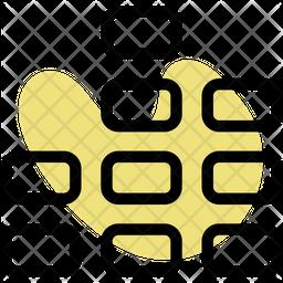 Music Bars Dualtone Icon