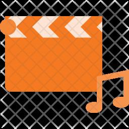 Music Clip Icon