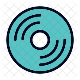 Music Disk Icon