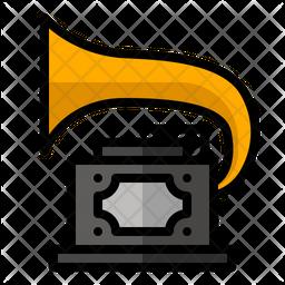 Music equipment Icon