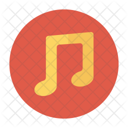 Music tune Icon png