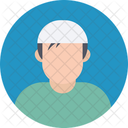 Muslim Boy Icon