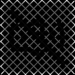 Mute Line Icon