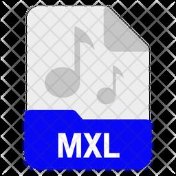 Mxl file Icon
