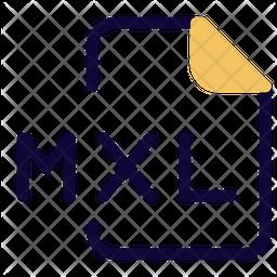 Mxl File Dualtone Icon