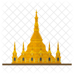 Shwedagon Pagoda Icon