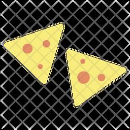 Nachos Flat Icon