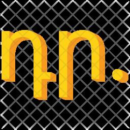 Nagorno Flat Icon