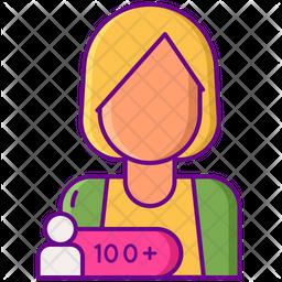 Nano Influencer Icon