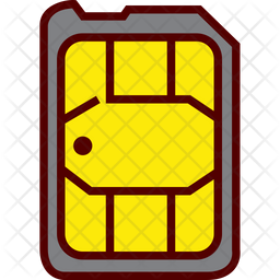Nano Sim Icon
