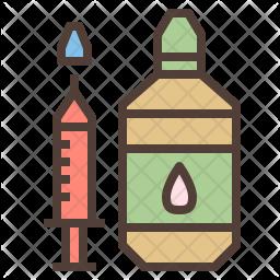 Nasal irrigation Icon