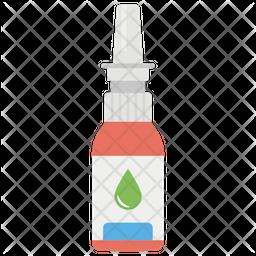 Nasal Spray Icon