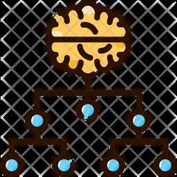 Native Language Processing Icon