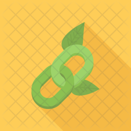 Natural, Links, Seo, Business, Startup, Marketing, Optimization Icon