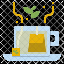 Natural tea Icon