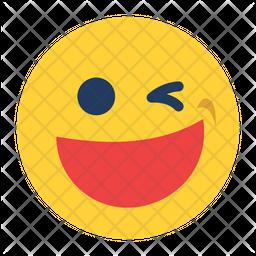 Naughty Emoji Icon