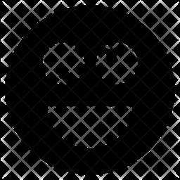 Naughty Face Emoji Icon