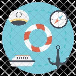 Nautical Equipment Icon