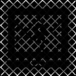 Navigation Glyph Icon