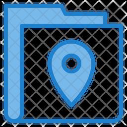 Navigation Folder Icon
