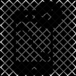 Navigational Application Glyph Icon