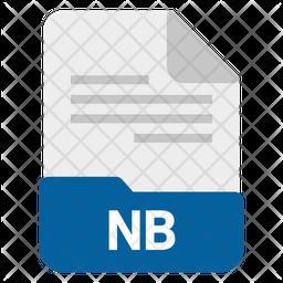 Nb file Icon