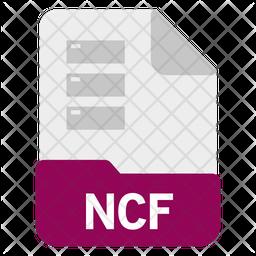 Ncf file Icon