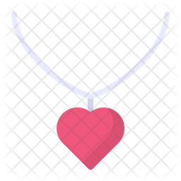 Necklace Flat Icon