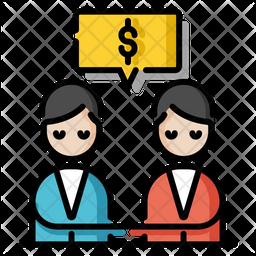 Negotiation Skills Icon