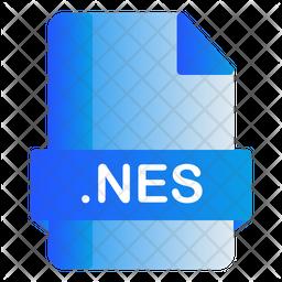 Nes File Icon