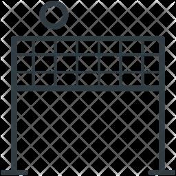 Net Line Icon