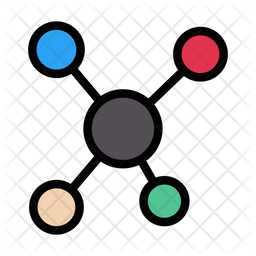 Network Icon Of Colored Outline Style Available In Svg Png Eps Ai Icon Fonts