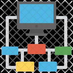 Network Administrator Icon
