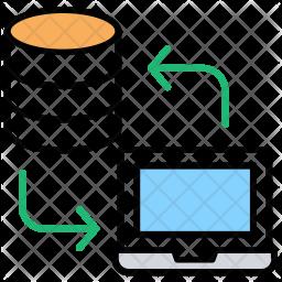 Network Database Icon