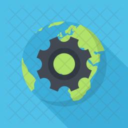 Network, Optimization, Seo, Business, Startup, Marketing Icon