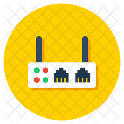 Network Switch Icon Of Flat Style Available In Svg Png Eps Ai Icon Fonts