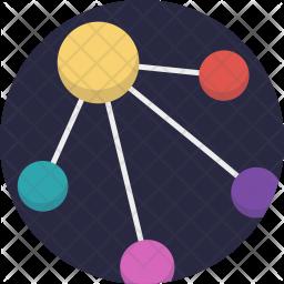 Network Topology Icon