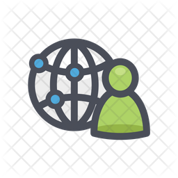 Network User Icon