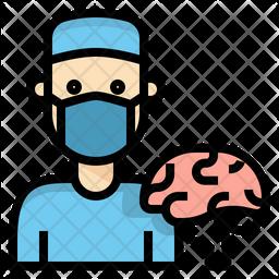 Neurosurgeon Icon