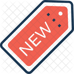 New Offer tag Icon