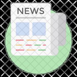 News Headlines Icon