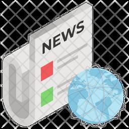 News Media Icon