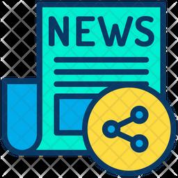 News Share Icon