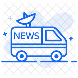 News Van Icon