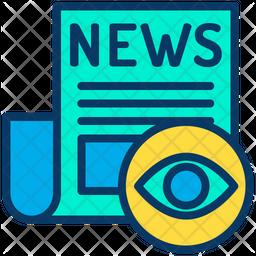 News View Icon